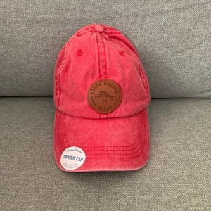 NWT Tommy Bahama Coral Dad Hat
